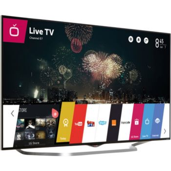 LG 60UB850V 4K 1000Hz UCI SMART TV     reconditionné