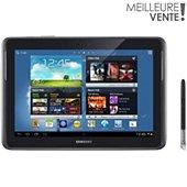 Tablette Samsung Galaxy Note 10.1 wifi 16Go Deep gray Reconditionné