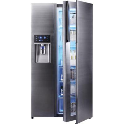 Location Réfrigérateur américain SAMSUNG RH57H90507F Food ShowCase