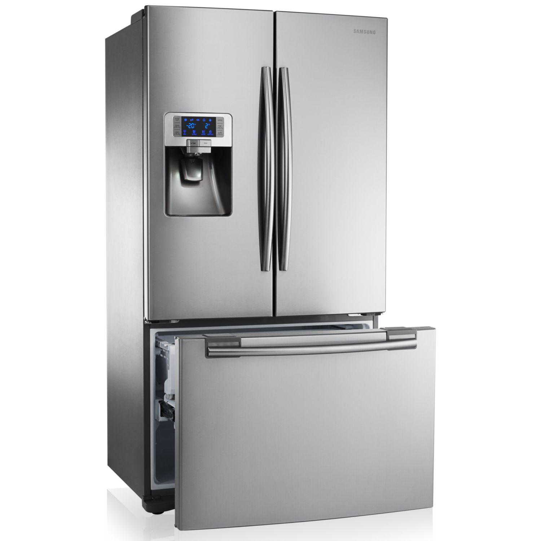 Location sur location r frig rateur multi portes samsung rfg23resl - Refrigerateur samsung 4 portes ...