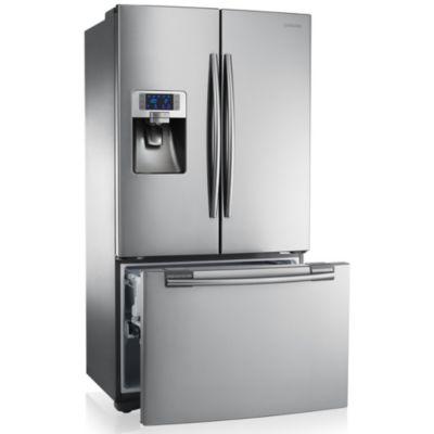 Location Réfrigérateur multi-portes SAMSUNG RFG23RESL