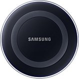 Chargeur induction Samsung Pad Induction design S6-S7-S8 blue black