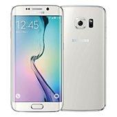 Smartphone Samsung Galaxy S6 Edge 32go Blanc Astral