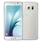 Smartphone Samsung Galaxy S6 32go Blanc Astral