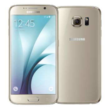 Samsung Galaxy S6 32go Or Stellaire 				 			 			 			 				reconditionné