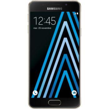 Samsung Galaxy A3 Gold Ed.2016     reconditionné