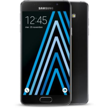 Samsung Galaxy A3 Noir Ed.2016     reconditionné