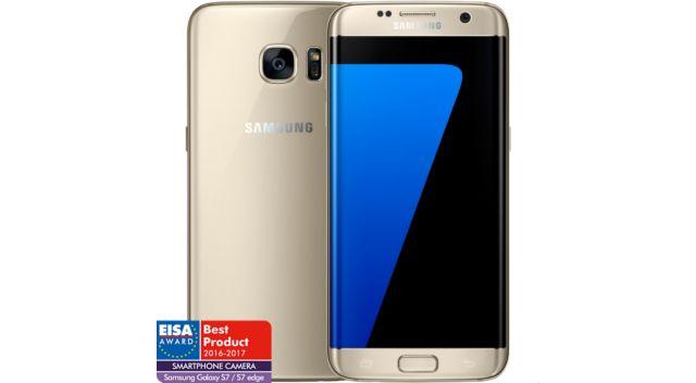 samsung galaxy s7 edge or 32go reconditionn bon tat smartphone boulanger