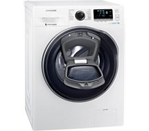 Lave linge hublot Samsung  ADD WASH WW80K6414QW