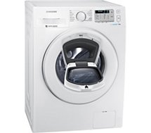 Lave linge hublot Samsung ADD WASH WW90K5413WW