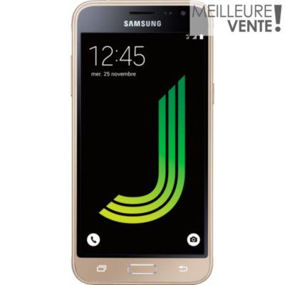 Smartphone Samsung Galaxy J3 Gold Ed.2016