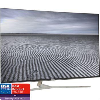samsung ue55ks9000 suhd 2400 pqi smart tv reconditionn bon tat t l viseur boulanger. Black Bedroom Furniture Sets. Home Design Ideas