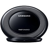 Chargeur induction Samsung  Pad Induction STAND S7-S8-S9 Noir