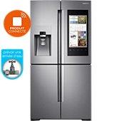 Réfrigérateur multi portes Samsung RF56M9540SR Family Hub