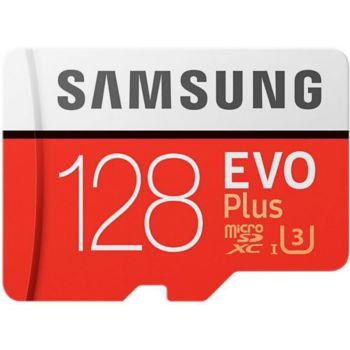 Samsung Micro SD 128Go EVO PLUS  + adapt