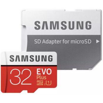 Samsung Micro SD 32Go EVO PLUS  + adapt