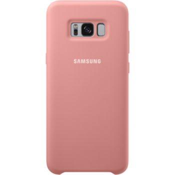 Samsung S8+ Silicone rose