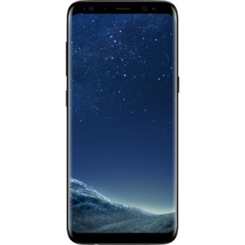 Samsung Galaxy S8 Noir 				 			 			 			 				reconditionné
