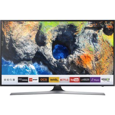 samsung tv led ue55mu6175 led tv televiseurs pas che. Black Bedroom Furniture Sets. Home Design Ideas