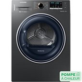 Sèche linge pompe à chaleur Samsung DV80M52103X