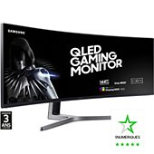 Ecran PC Gamer Samsung C49HG90