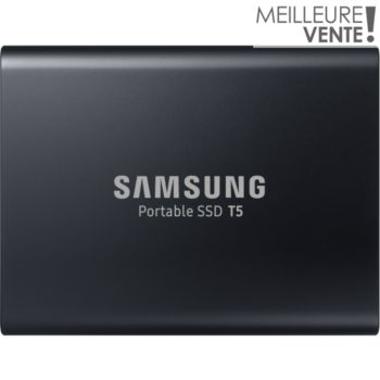 Samsung Portable SSD T5 1To Noir