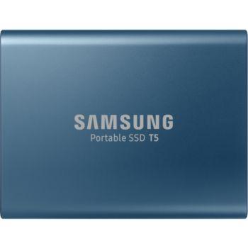 Samsung Portable SSD T5 250Go Bleu