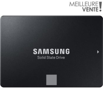 Samsung SSD 1To 860 EVO MZ-76E1T0B/EU