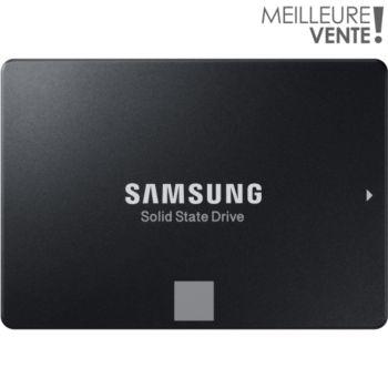 Samsung SSD 500Go 860 EVO MZ-76E500B/EU