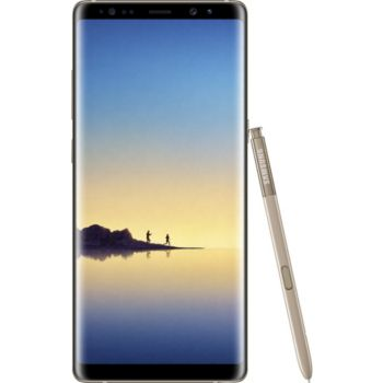 Samsung Galaxy Note 8 Gold 				 			 			 			 				reconditionné
