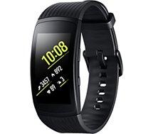 Montre connectée Samsung  Gear Fit 2 Pro Noir/Noir Taille L