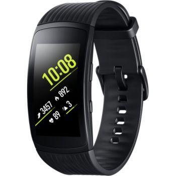 Samsung Gear Fit 2 Pro Noir/Noir Taille L