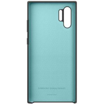 Samsung Note 10+ Silicone noir