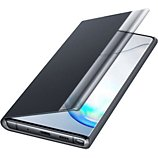 Etui Samsung  Note 10 Clear View Cover noir
