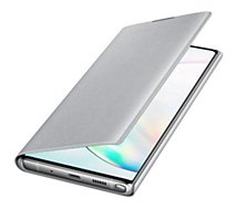Etui Samsung Note 10+ LED View Cover gris