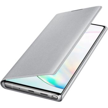 Samsung Note 10+ LED View Cover gris
