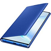 Etui Samsung Note 10+ LED View Cover bleu