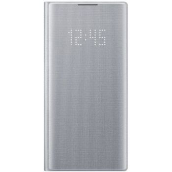 Samsung Note 10 LED View Cover gris