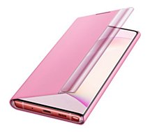 Etui Samsung  Note 10 Clear View Cover rose