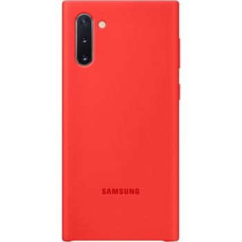 Samsung Note 10 Silicone rouge