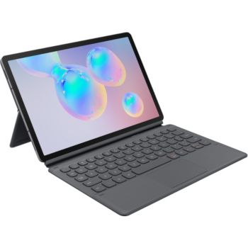 Samsung Book Cover keyboard Tab S6 Gris