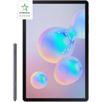Samsung Galaxy Tab S6 256Go 4G Gris Titane