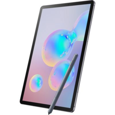 Location Tablette Android Samsung Galaxy Tab S6 256Go 4G Gris Titane