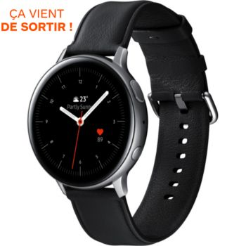 Samsung Galaxy Watch Active 2 Argent Acier 44mm