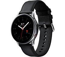 Montre connectée Samsung  Galaxy Watch 4G Active2 Argent Acier 40