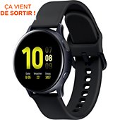 Montre connectée Samsung Galaxy Watch Active 2 Noir Alu 40mm