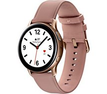 Montre connectée Samsung  Galaxy Watch Active 2 Rose Acier 40mm