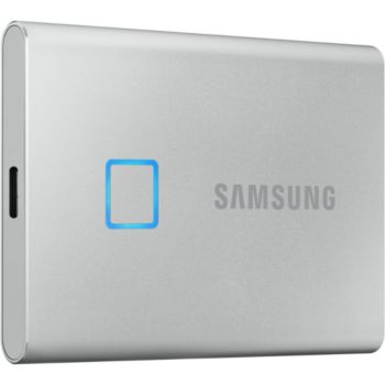 Samsung Portable T7 Touch 1To Silver