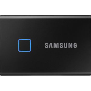 Samsung Portable T7 Touch 2To Noir