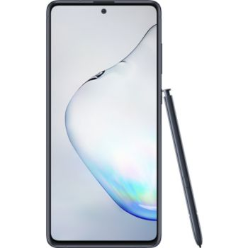 Samsung Galaxy Note 10 Lite Noir 				 			 			 			 				reconditionné
